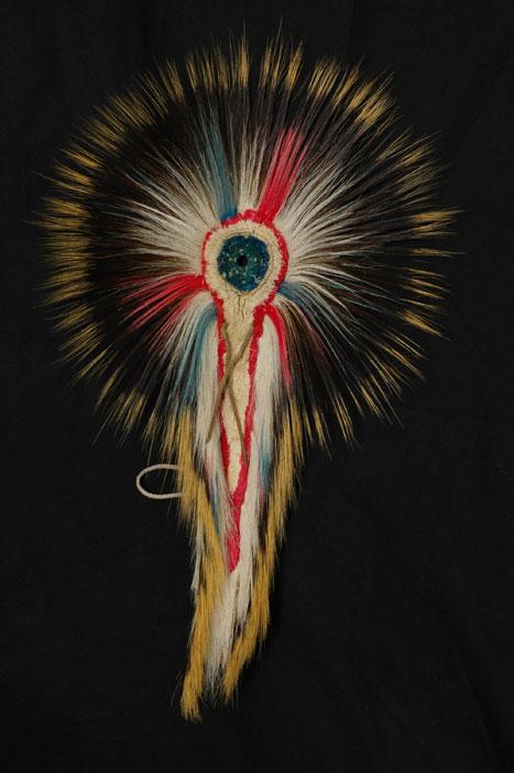native american roach headdress
